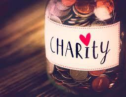 10.-charity